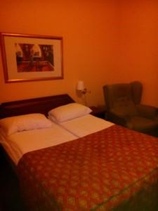 Rummet på P-hotell