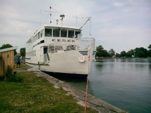 Ceres Göta kanal