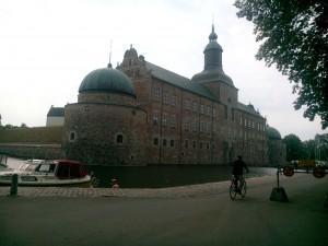 Slottet Vadstena
