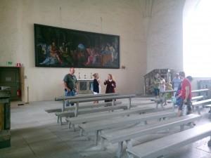 Kyrkan Vadstena slott