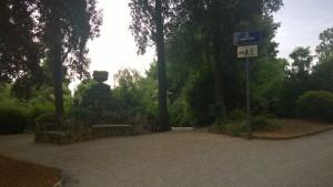 Park angiolina Opatija