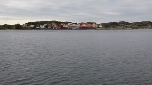 Utsikt mot marinlaberatoriet. Kristineberg