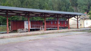 Fryksta stationsområde