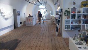 konsthall fästningen Marstrand