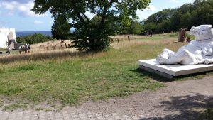 Utan för Bornholms konsthall
