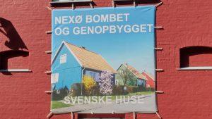 Bornholmstorn svensk husen