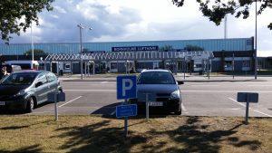 flygplatsen rönne bornholm