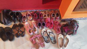 Våra skor