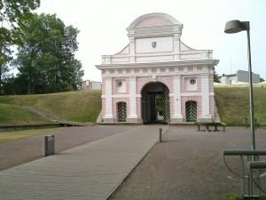Tallinnporten i Pärnu