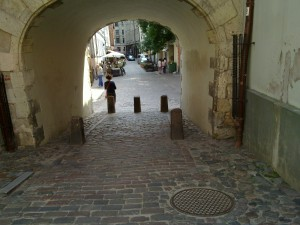 Sverige porten Riga