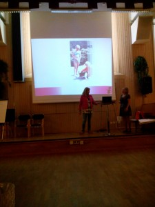 Susanne som löser kattproblen DI life 2014
