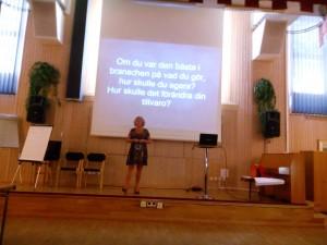 Ann Ljungberg DI Life 2014