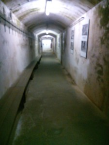 Breda gången Bunkern Helgoland