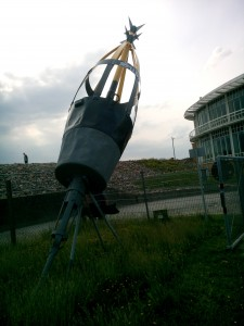 Gammalt sjömärke busum