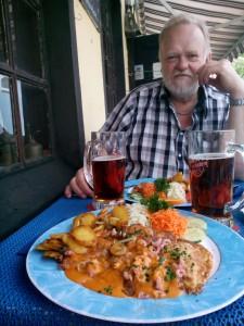 Maten på Zum zlgten Schlosseri