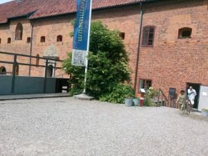 Extriör Vadstena kloster
