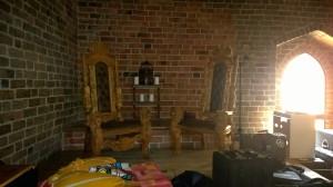 Kunga stolarna klosterhotellet Vadstema