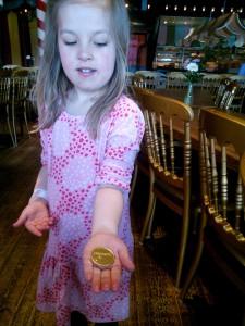 Eleni guldpeng junibacken