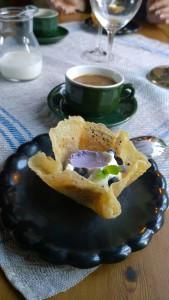 blåbärs dessert dala Floda
