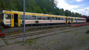 Tåget till Bengtsfors