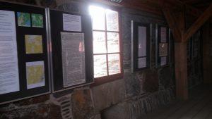 utställning Carlsborgs fästning häxbränning
