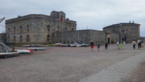 Konsthall i fästningen Marstrand