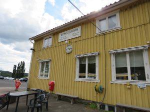 Stationen i Bengtsfors