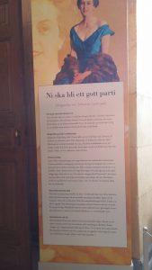 kvnnan som skapade hushållskola på Skarhult