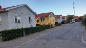 svenska trähus rönne bornholm