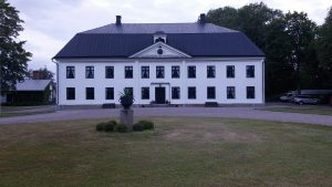 Moholms herrgård framsida