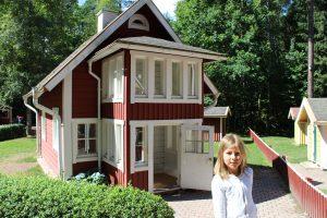 Lilla Bråkmakaregatan Astrid Lindgrens värld
