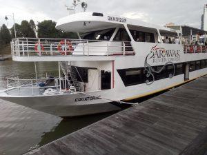 cruise equatorial