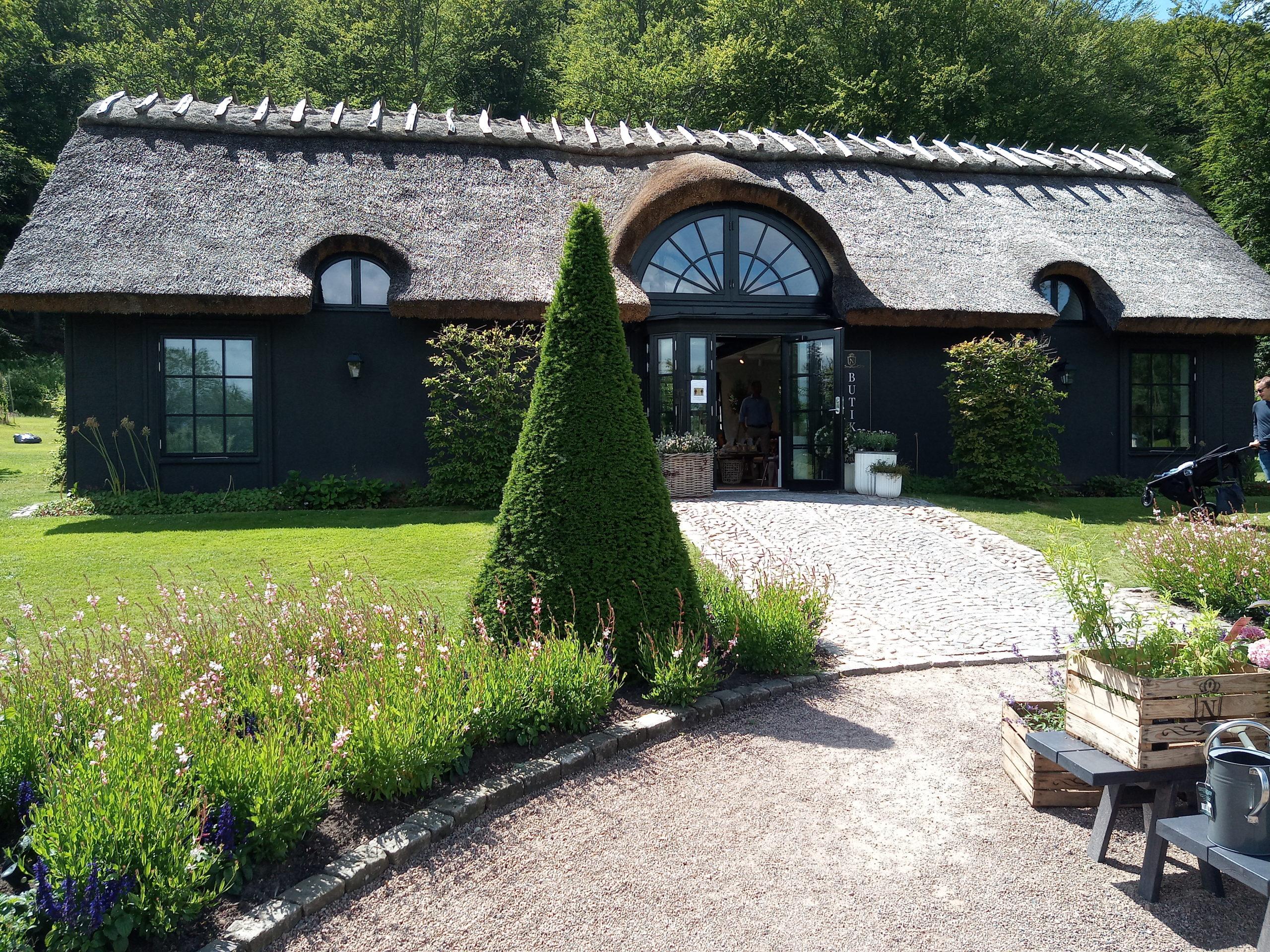 jerry williams norrvikens trädgårdar
