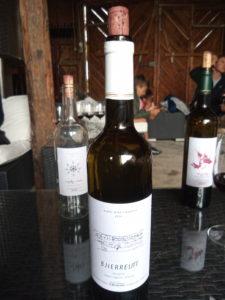 flaska Bjierrelitt vejby vingård
