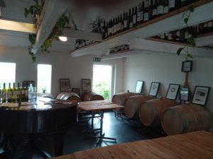 Vintunnor vejby vingård