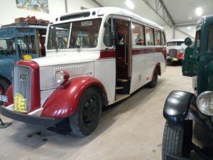Bussar Torpa omnibussmuseum
