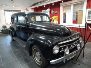 taxi från 1950 talet