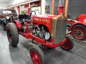scania vabis traktor