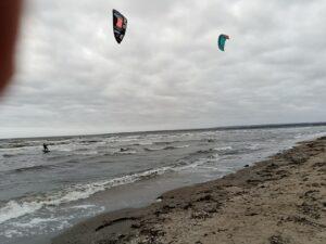 kitesurfare Sebirien