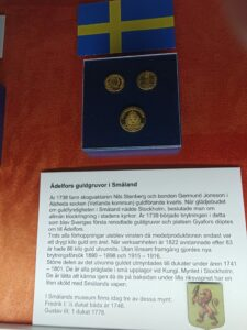information om guldtillverkning småland