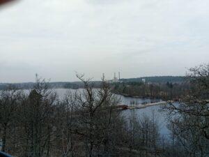 utsikt rum 9 Teleborgs slott