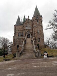 Teleborgs slott Växjö