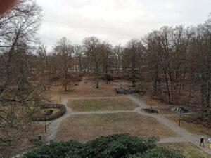 Parken Teleborg slott