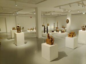 keramik i galleriet Emil Österholmte