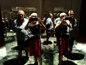 speglar Markus Emilsson Skolöst landskap