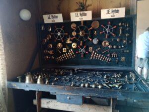 utställningsmonter använd i Göteborg