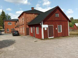 extriör hylténs industrimuseum