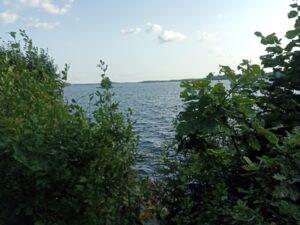 sjön rusken