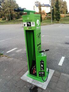 Cykelpump Anderstorp